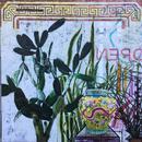 """Grocer Window, 36"""" x 36"""", acrylic on wood cradle"""