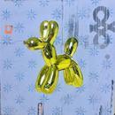 Looney Koons, 30x30, acrylic on wood cradle