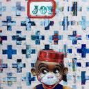 """Max Joy, 24""""x24"""", acrylic on wood cradle"""
