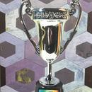 """Winning, 24"""" x 36"""", acrylic on wood cradle"""